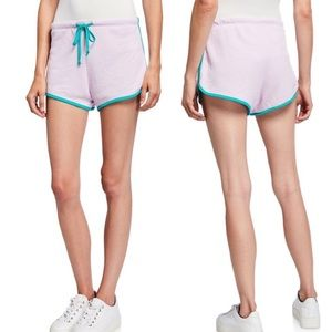 NWT Wildfox | Pool Party Contrast Dolphin Short M